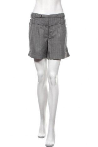 Γυναικείο κοντό παντελόνι Identic, Μέγεθος XL, Χρώμα Γκρί, 87% πολυεστέρας, 10% βισκόζη, 3% ελαστάνη, Τιμή 11,72€