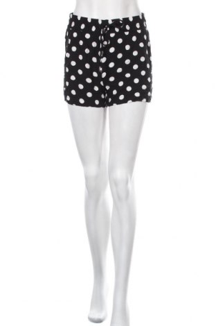 Γυναικείο κοντό παντελόνι Jacqueline De Yong, Μέγεθος S, Χρώμα Μαύρο, Βισκόζη, Τιμή 17,01€