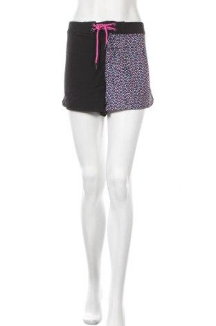 Γυναικείο κοντό παντελόνι Mambo, Μέγεθος XL, Χρώμα Πολύχρωμο, Πολυεστέρας, ελαστάνη, Τιμή 11,04€