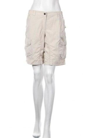 Дамски къс панталон Moorhead, Размер M, Цвят Бежов, Полиамид, Цена 13,23лв.