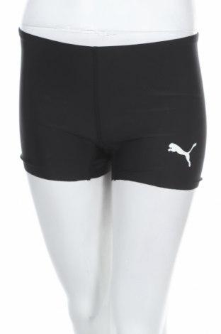 Дамски къс панталон PUMA, Размер M, Цвят Черен, 78% полиамид, 22% еластан, Цена 29,40лв.