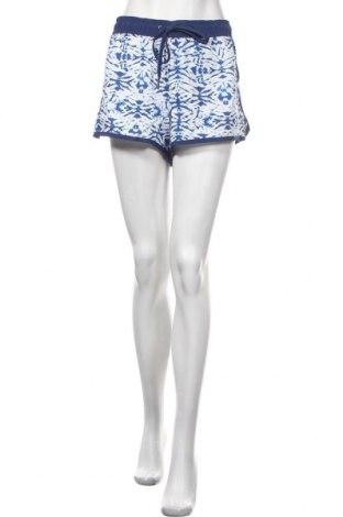 Γυναικείο κοντό παντελόνι Piping Hot, Μέγεθος XL, Χρώμα Μπλέ, Πολυεστέρας, ελαστάνη, Τιμή 9,38€