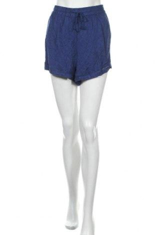 Γυναικείο κοντό παντελόνι Piping Hot, Μέγεθος XXL, Χρώμα Μπλέ, Βισκόζη, Τιμή 10,23€