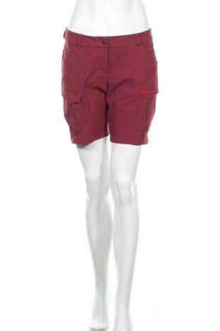 Γυναικείο κοντό παντελόνι Quechua, Μέγεθος M, Χρώμα Βιολετί, 94% πολυαμίδη, 6% ελαστάνη, Τιμή 9,94€