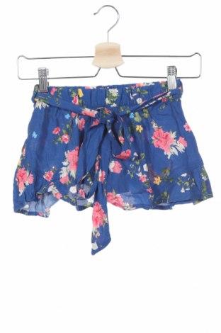 Дамски къс панталон Springfield, Размер XS, Цвят Многоцветен, Вискоза, Цена 31,50лв.