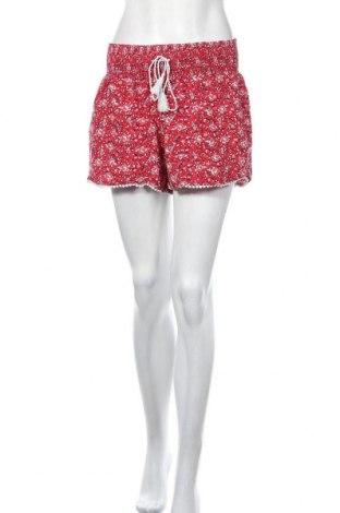 Γυναικείο κοντό παντελόνι Springfield, Μέγεθος L, Χρώμα Πολύχρωμο, Βισκόζη, Τιμή 8,83€