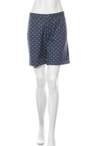 Γυναικείο κοντό παντελόνι Tchibo, Μέγεθος L, Χρώμα Μπλέ, 98% βαμβάκι, 2% ελαστάνη, Τιμή 14,81€