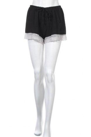 Γυναικείο κοντό παντελόνι Today, Μέγεθος M, Χρώμα Μαύρο, 97% πολυεστέρας, 3% ελαστάνη, Τιμή 11,04€