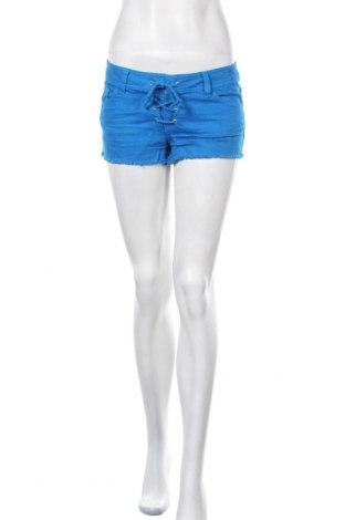 Γυναικείο κοντό παντελόνι Undiz, Μέγεθος S, Χρώμα Μπλέ, Τιμή 12,28€