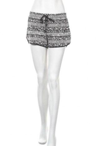 Γυναικείο κοντό παντελόνι Undiz, Μέγεθος XL, Χρώμα Μαύρο, Βισκόζη, Τιμή 8,77€