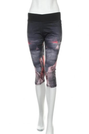 Γυναικείο κολάν Adidas, Μέγεθος L, Χρώμα Πολύχρωμο, Τιμή 24,68€