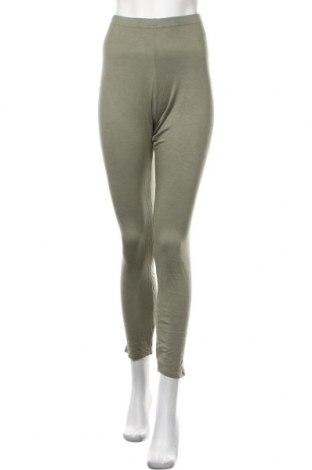 Дамски клин Boohoo, Размер XL, Цвят Зелен, 95% вискоза, 5% еластан, Цена 23,52лв.
