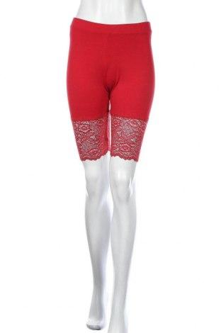 Дамски клин Chicoree, Размер S, Цвят Червен, 95% памук, 5% еластан, Цена 18,48лв.