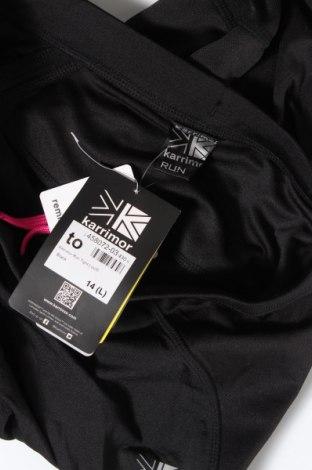 Дамски клин Karrimor, Размер L, Цвят Черен, 93% полиестер, 7% еластан, Цена 44,25лв.