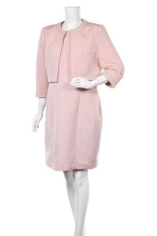 Дамски комплект Queenspark, Размер XL, Цвят Розов, 100% полиестер, Цена 51,45лв.