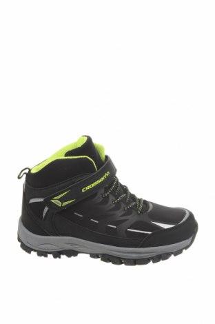 Γυναικεία παπούτσια, Μέγεθος 35, Χρώμα Μαύρο, Κλωστοϋφαντουργικά προϊόντα, δερματίνη, Τιμή 18,73€
