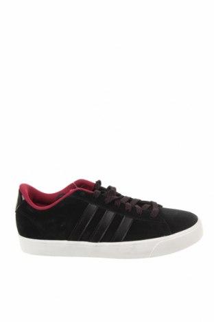 Γυναικεία παπούτσια Adidas Neo, Μέγεθος 37, Χρώμα Μαύρο, Φυσικό σουέτ, δερματίνη, Τιμή 44,04€