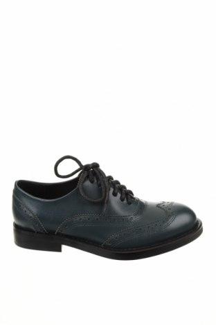 Дамски обувки Bibi Lou, Размер 36, Цвят Зелен, Естествена кожа, Цена 80,15лв.
