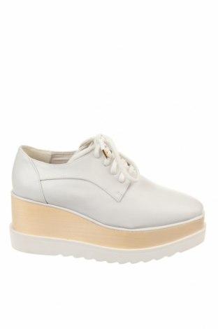 Γυναικεία παπούτσια Bibi Lou, Μέγεθος 37, Χρώμα Γκρί, Δερματίνη, Τιμή 32,15€