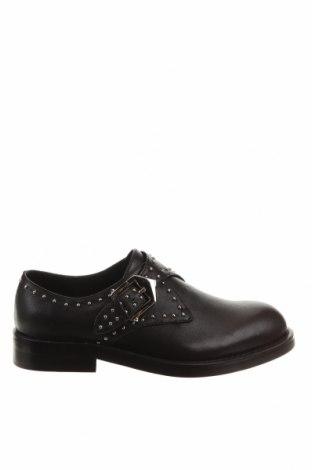 Γυναικεία παπούτσια Bibi Lou, Μέγεθος 35, Χρώμα Μαύρο, Γνήσιο δέρμα, Τιμή 31,61€