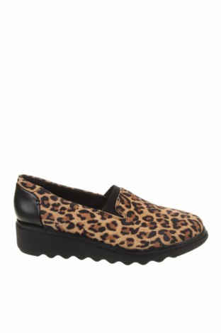 Γυναικεία παπούτσια Clarks, Μέγεθος 37, Χρώμα Πολύχρωμο, Γνήσιο δέρμα, Τιμή 44,29€