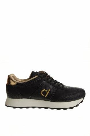 Dámské boty  Duuo, Velikost 40, Barva Černá, Eko kůže, textile , Cena  1370,00Kč