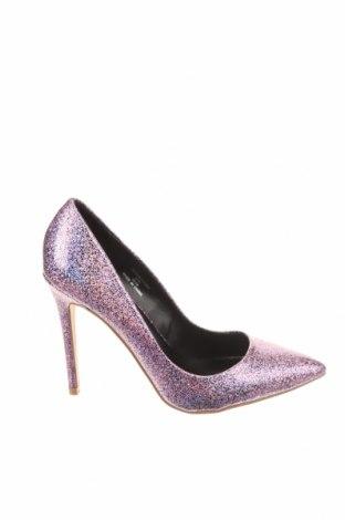 Γυναικεία παπούτσια Faith, Μέγεθος 36, Χρώμα Ρόζ , Δερματίνη, Τιμή 12,16€