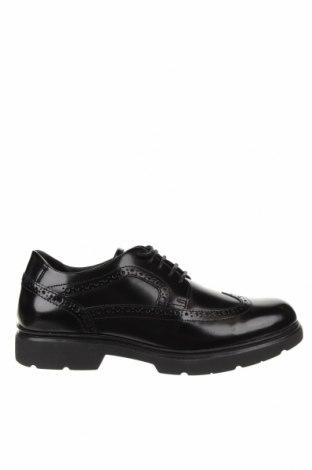 Дамски обувки Geox, Размер 40, Цвят Черен, Естествена кожа, Цена 137,97лв.
