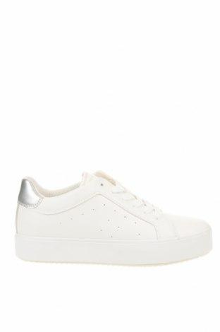 Дамски обувки Geox, Размер 38, Цвят Бял, Еко кожа, Цена 111,75лв.