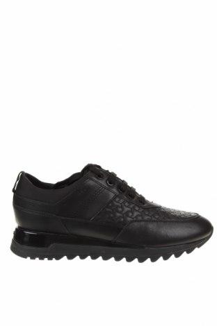 Дамски обувки Geox, Размер 38, Цвят Черен, Естествена кожа, Цена 123,37лв.