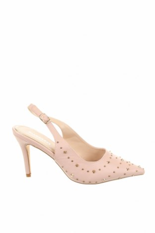Дамски обувки Glamorous, Размер 38, Цвят Розов, Еко кожа, Цена 43,07лв.