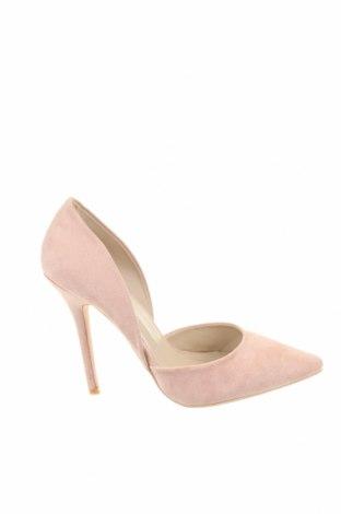 Дамски обувки Glamorous, Размер 38, Цвят Розов, Текстил, Цена 37,96лв.