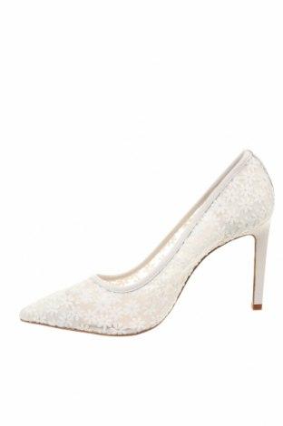 Дамски обувки Hannibal Laguna, Размер 41, Цвят Бял, Текстил, Цена 33,80лв.