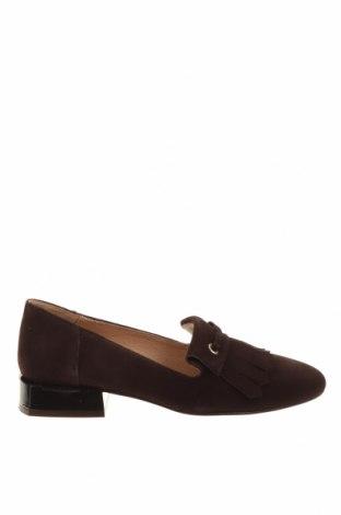 Дамски обувки Hannibal Laguna, Размер 36, Цвят Кафяв, Естествена кожа, Цена 41,58лв.