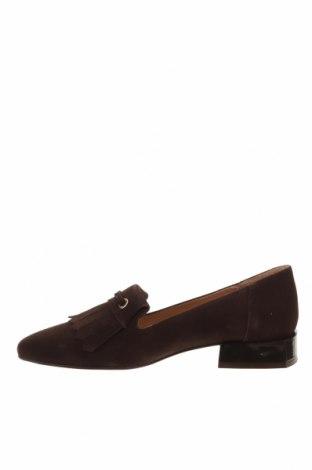 Дамски обувки Hannibal Laguna, Размер 36, Цвят Кафяв, Естествена кожа, Цена 141,75лв.