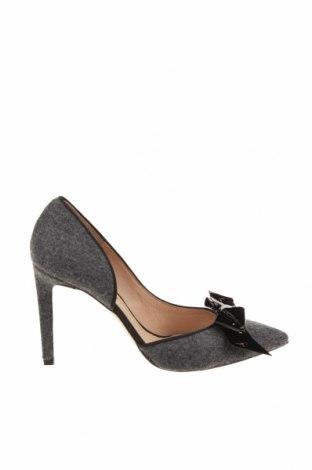 Дамски обувки Hannibal Laguna, Размер 41, Цвят Сив, Текстил, Цена 38,87лв.