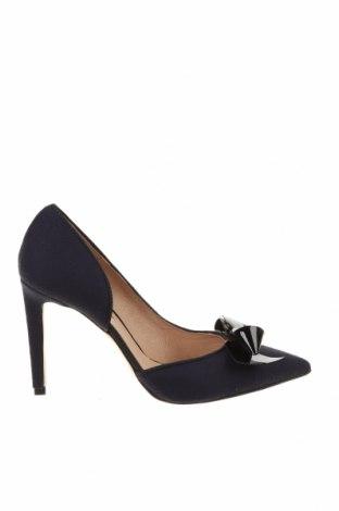 Дамски обувки Hannibal Laguna, Размер 41, Цвят Син, Текстил, Цена 40,56лв.