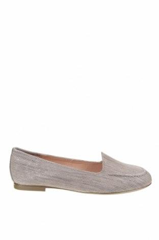 Γυναικεία παπούτσια Hispanitas, Μέγεθος 36, Χρώμα Γκρί, Γνήσιο δέρμα, Τιμή 32,17€
