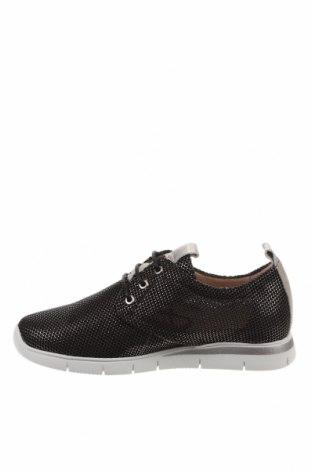 Дамски обувки Hispanitas, Размер 35, Цвят Черен, Текстил, Цена 41,72лв.