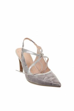Дамски обувки Hispanitas, Размер 41, Цвят Сив, Естествена кожа, Цена 45,15лв.