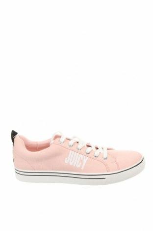 Γυναικεία παπούτσια Juicy Couture, Μέγεθος 41, Χρώμα Ρόζ , Κλωστοϋφαντουργικά προϊόντα, Τιμή 40,70€