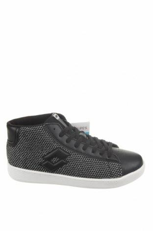 Dámské boty  Lotto, Velikost 38, Barva Černá, Textile , Eko kůže, Cena  569,00Kč