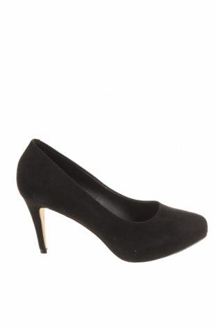Γυναικεία παπούτσια Madden Girl, Μέγεθος 38, Χρώμα Μαύρο, Κλωστοϋφαντουργικά προϊόντα, Τιμή 20,04€