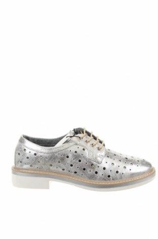 Дамски обувки Maria Mare, Размер 38, Цвят Сив, Текстил, Цена 51,75лв.