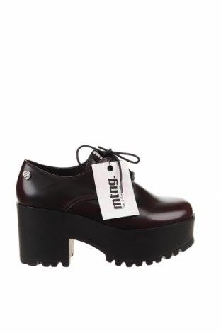 Дамски обувки Mtng, Размер 38, Цвят Червен, Еко кожа, Цена 60,72лв.