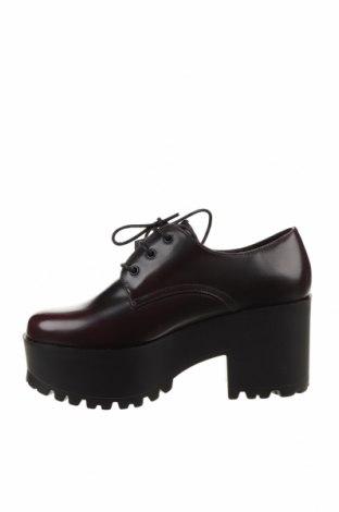 Дамски обувки Mtng, Размер 38, Цвят Червен, Еко кожа, Цена 51,75лв.