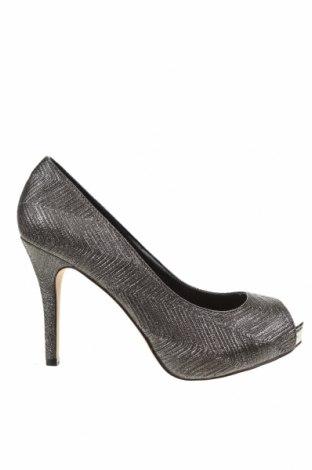 Дамски обувки Pacomena by Menbur, Размер 40, Цвят Черен, Текстил, Цена 31,28лв.