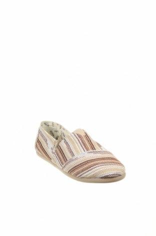 Дамски обувки Paez, Размер 41, Цвят Бежов, Текстил, Цена 35,40лв.