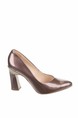 Γυναικεία παπούτσια Peter Kaiser, Μέγεθος 40, Χρώμα Σάπιο μήλο, Γνήσιο δέρμα, Τιμή 37,25€