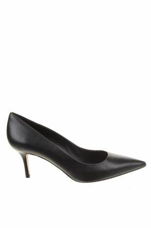 Γυναικεία παπούτσια Weekend Max Mara, Μέγεθος 41, Χρώμα Μαύρο, Γνήσιο δέρμα, Τιμή 74,68€